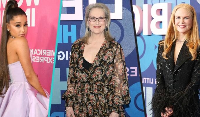 Ariana Grande, Meryl Streep y Nicole Kidman protagonizarán musical en Netflix