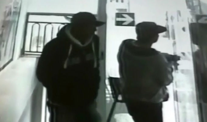 Puno: roban dos laptops y dinero en local comercial