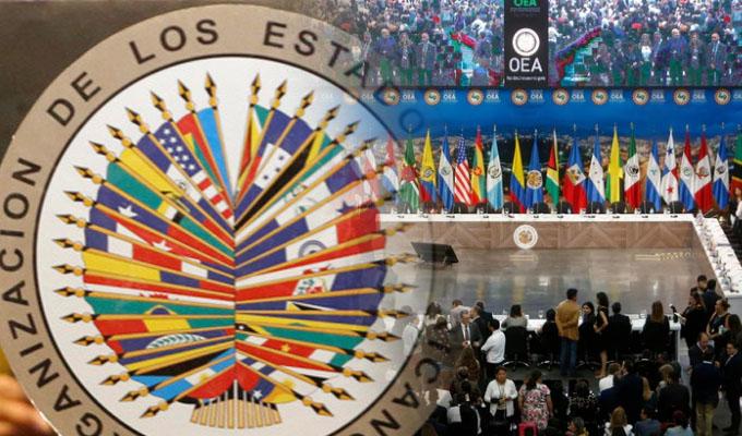 Uruguay se retira de Asamblea de la OEA en rechazo a delegación de Venezuela