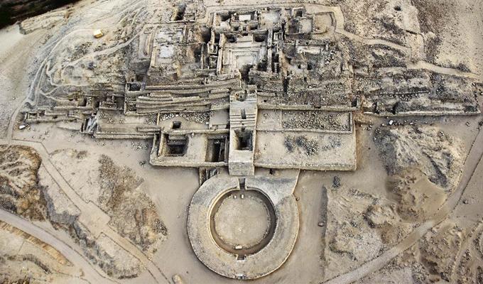 Caral cumplió 10 años como Patrimonio Cultural de la Humanidad
