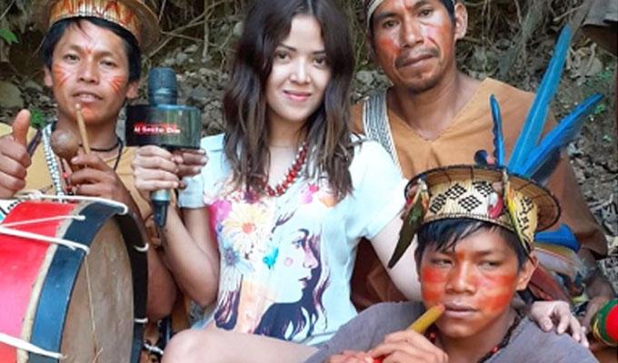 Esto no es Guerra es una Batalla: conozca el primer reality de competencia ashaninka