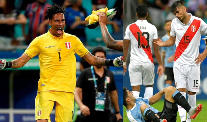 Copa América 2019: Gallese y Zambrano en el once ideal de cuartos de final