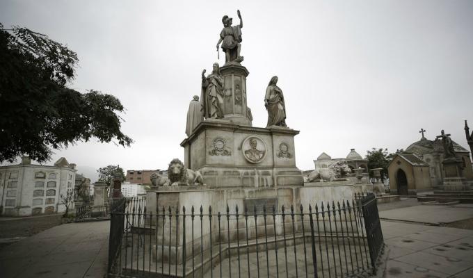 Buscan declarar monumentos del Presbítero Maestro como patrimonio cultural