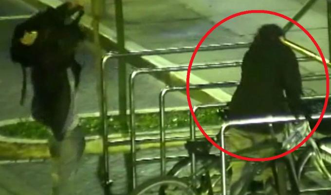 San Isidro: detienen a pareja que robó bicicleta en centro empresarial