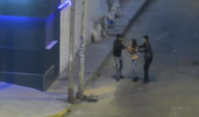 Tacna: capturan a ladrones gracias a cámaras de última generación