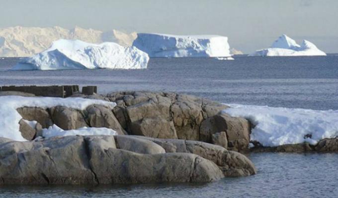 La Antártida registró nivel de deshielo sin precedentes en mayo