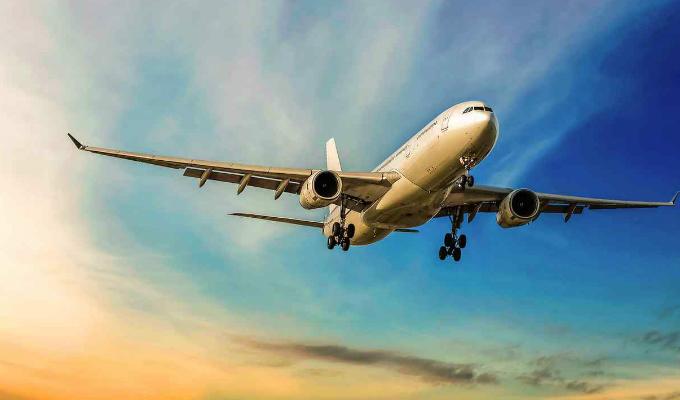 Inglaterra: cadáver cae de avión a jardín de una casa en Londres