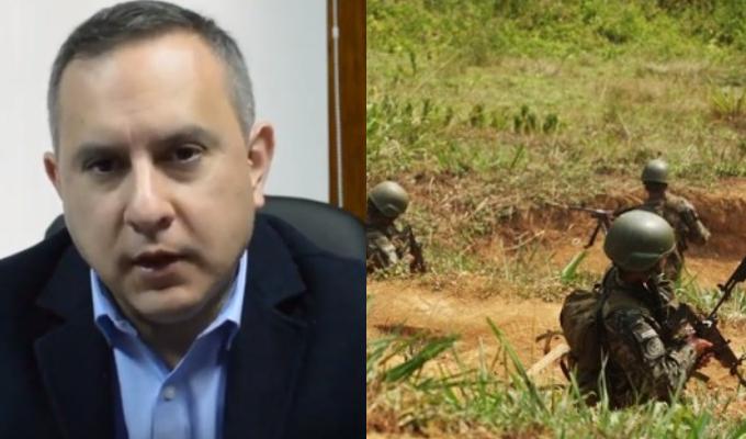 Jorge Villena: Jefe del CCFFAA debe poner su cargo a disposición