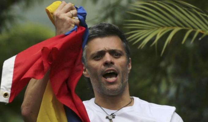 Leopoldo López pide a venezolanos manifestarse de nuevo en las calles