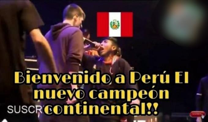 Perú vs Chile: los hilarantes memes que dejó la semifinal de la Copa América