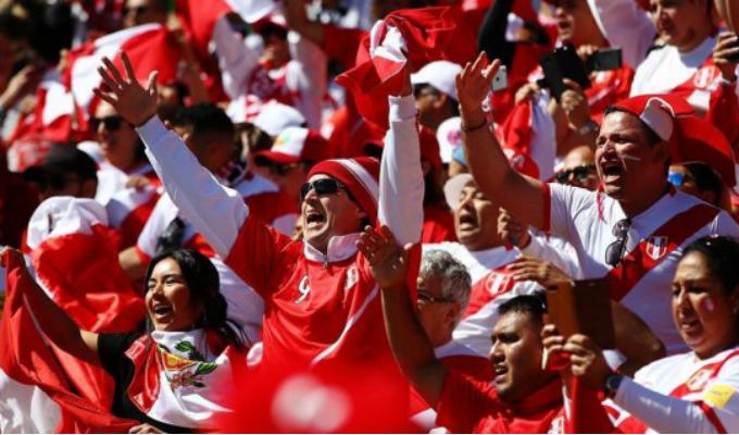 Redes Sociales: peruanos alrededor del mundo celebraron triunfo de la 'Blanquirroja'