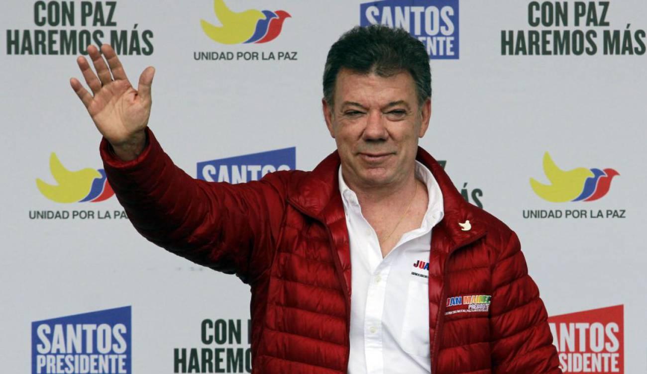 Colombia: piden investigar a expresidente Santos por aportes de Odebrecht