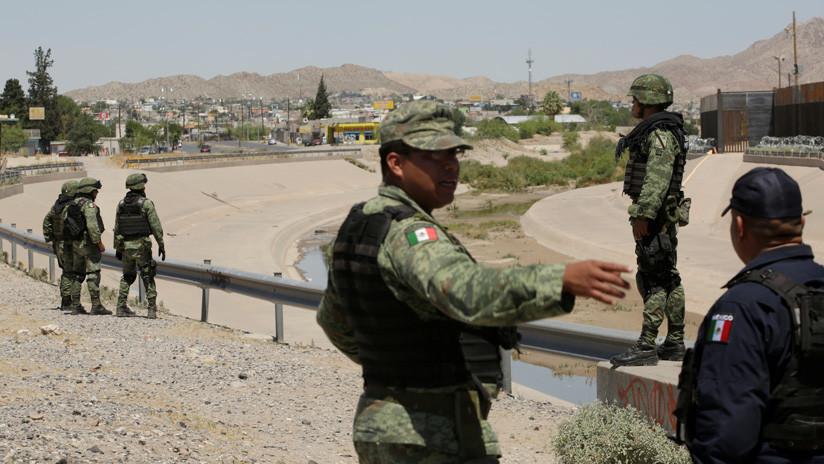 Gobierno mexicano envía más tropas a la frontera con EEUU