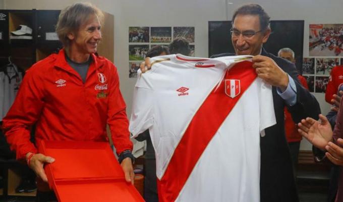 Presidencia asegura que Martín Vizcarra no viajará a la final de la Copa América