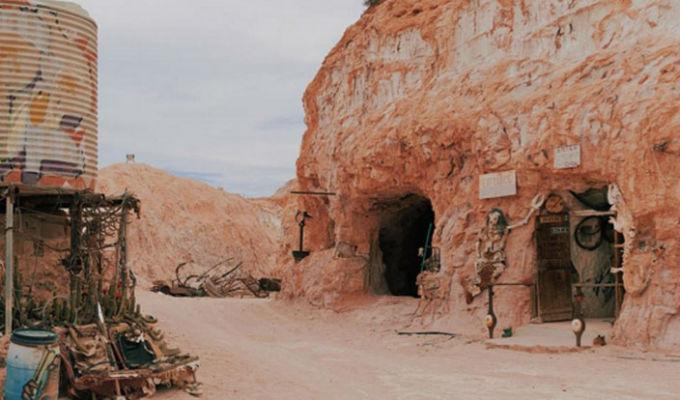 Australia:  Coober Pedy, ciudad subterránea es atractivo turístico de este país