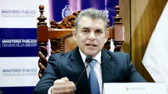 """Fiscal Vela: Odebrecht """"colabora activamente"""" en caso Gasoducto del Sur"""