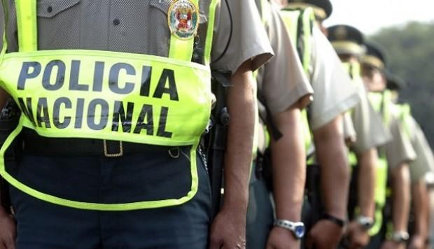 Tacna: sujeto agrede a policía tras intervención