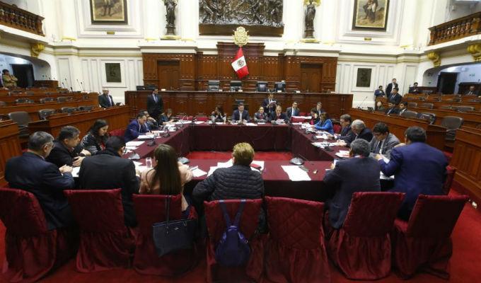 Comisión Permanente: concede plazo de investigación por acusación a Pedro Chávarry