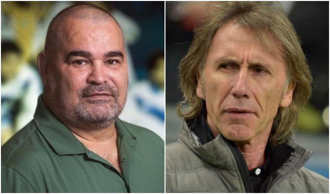 Chilavert criticó a Gareca por no respaldar a Messi
