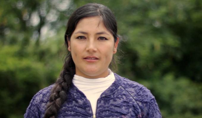 Magaly Solier: impiden grabación de su nueva película en La Oroya