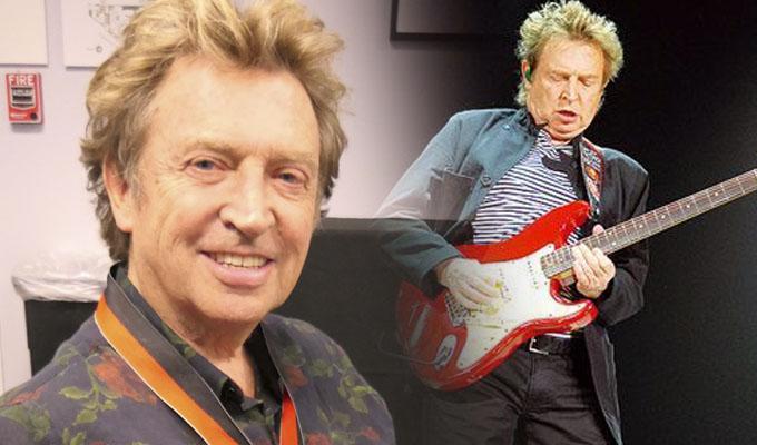 Andy Summers: guitarrista de The Police se presentará por primera vez en Lima