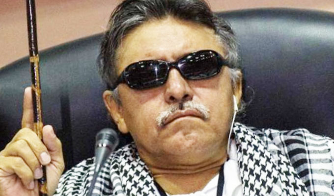 Colombia: Corte Suprema ordena la captura de exguerrillero Jesús Santrich