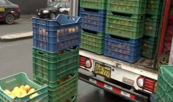 San Luis: alcalde explicó por qué el desorden retornó al Mercado de Frutas