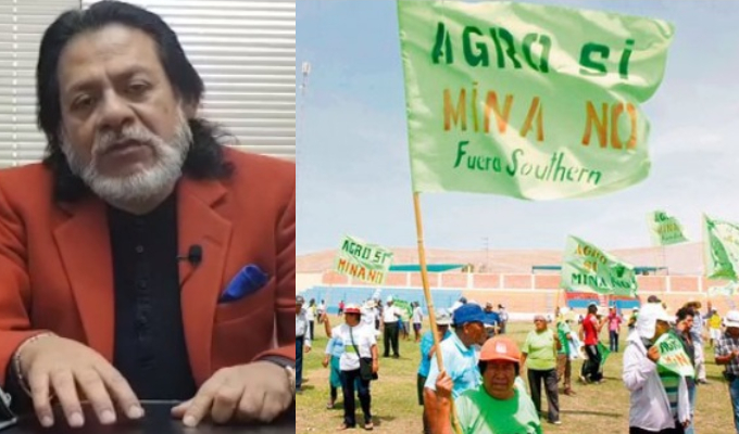 César Gutiérrez: Se debe trabajar dos puntos antes de diálogo en Tía María