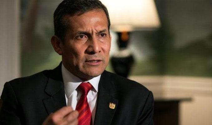 """Humala: """"Fiscales y periodistas filtran sospechas como verdades"""""""