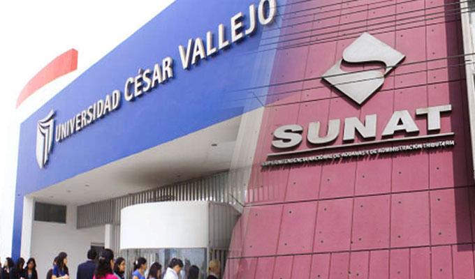 Sunat: universidad César Vallejo debe más de 8 millones de soles en impuestos