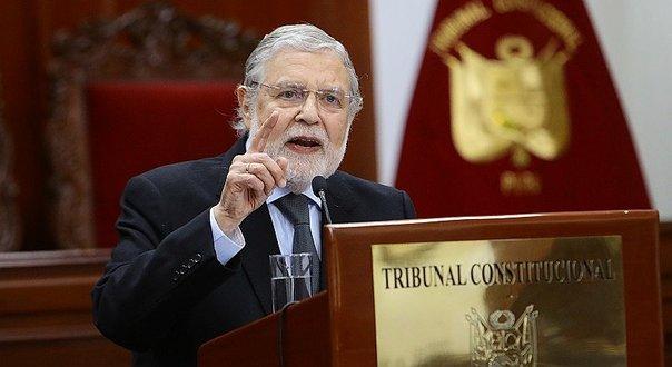 TC acordó no participar en Consejo para la Reforma de Justicia