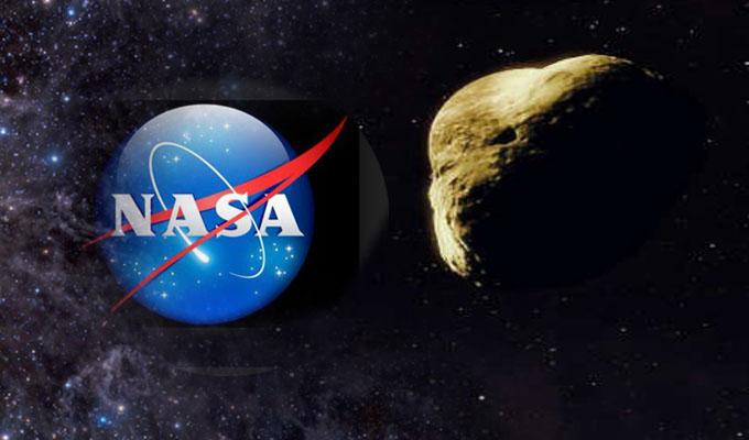NASA explorará un asteroide hecho de oro y otros materiales preciosos