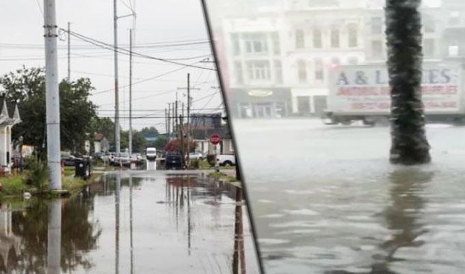 """EEUU: inundaciones se agravan en Nueva Orleans por tormenta """"Barry"""""""