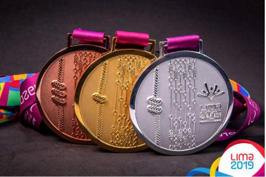 Juegos Panamericanos 2019: medallas muestran la riqueza arqueológica del Perú