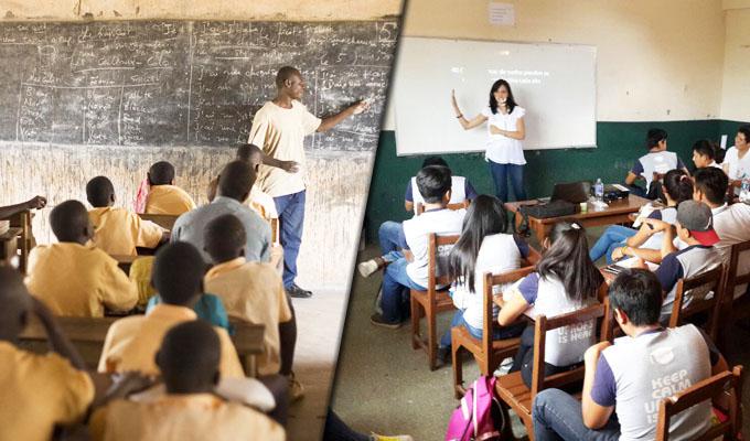 """ONU alerta por una """"crisis global de aprendizaje"""""""