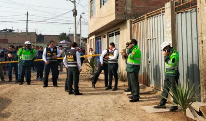 MIMP brindará apoyo a hijo de mujer asesinada por su pareja en Puente Piedra
