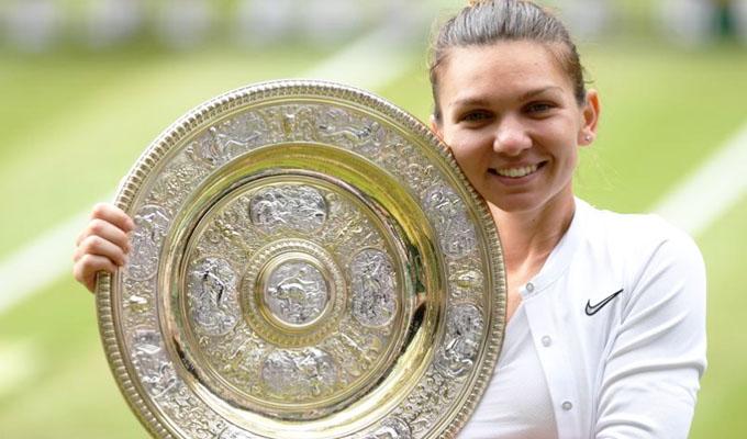 Simona Halep vence a Serena Williams en final de Wimbledon