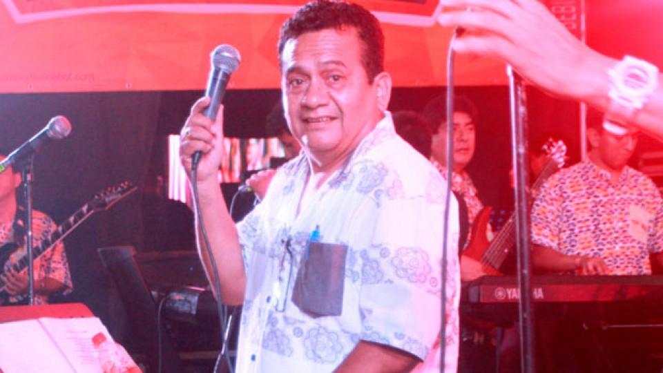 Tony Rosado fue excluido de las celebraciones por aniversario de Tarapoto