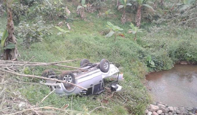 Despiste de camioneta deja tres muertos y cinco heridos en  Áncash