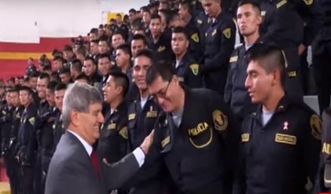 USIL capacitó a policías que resguardarán los Juegos Panamericanos