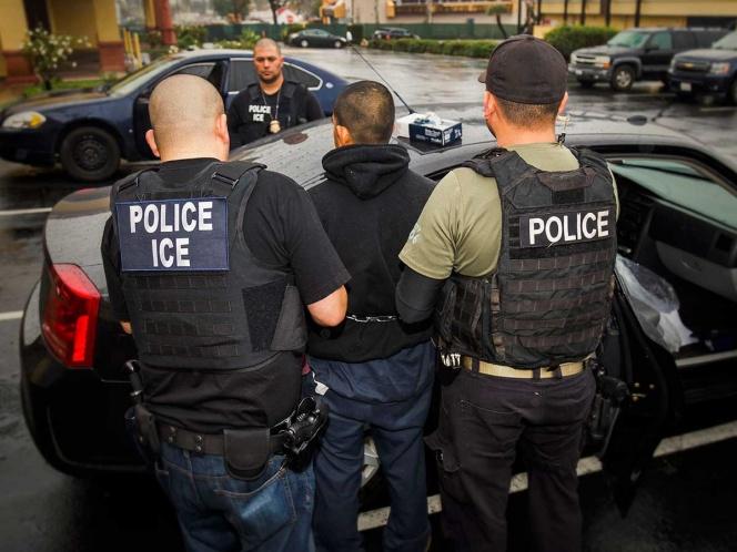 Se iniciaron las redadas contra inmigrantes ilegales en EEUU