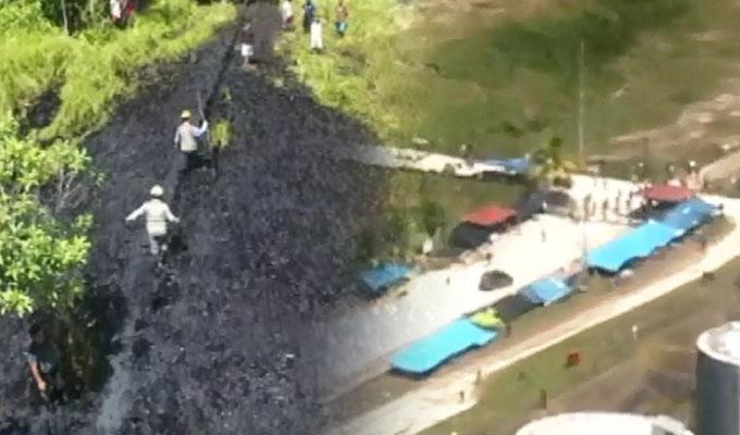 EXCLUSIVO | Derrame y protesta en la Amazonía: más de tres roturas en menos de un mes