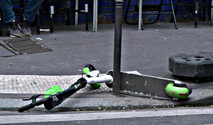 Youtuber es la primera víctima fatal de un scooter eléctrico