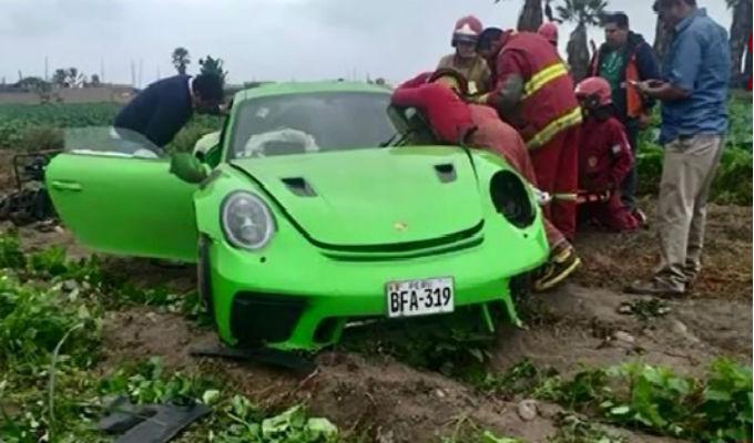 Cañete: excongresista Moisés Heresi sufrió accidente de tránsito
