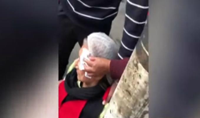 SJL: extranjera que agredió a anciana habría negado los hechos