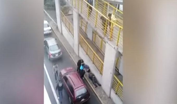 Evitamiento: Policía detiene a cuatro delincuentes cuando intentaban asaltar camión