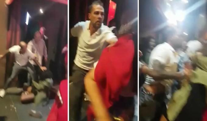 España: hombre agrede a varias mujeres en un bar