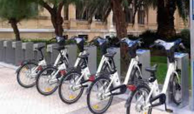 Miraflores: Inauguración del primer sistema de transporte público de bicicletas