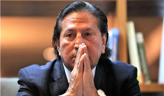 Prensa internacional también cubrió detención de Alejandro Toledo