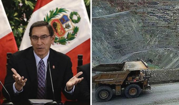 Izquierdo criticó mal manejo del Gobierno en Proyecto minero 'Tía María'